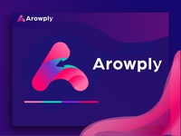 Arowply logo design