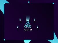 Guru logo design