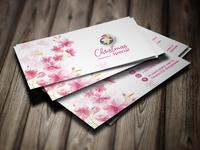 8 Free business card design/ mockup