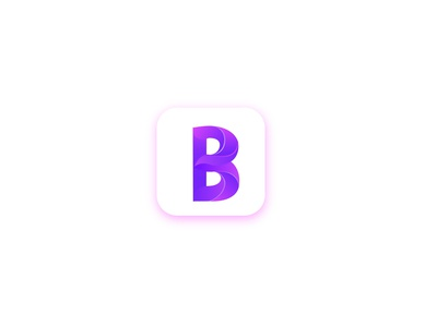 Free download B app logo icon
