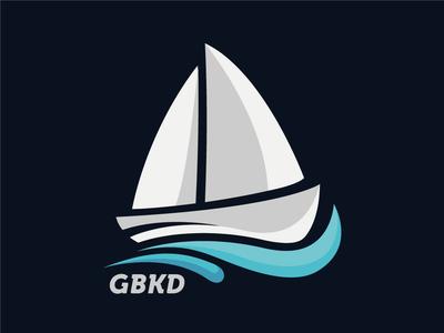 GBKD Logo design logotype illustrator