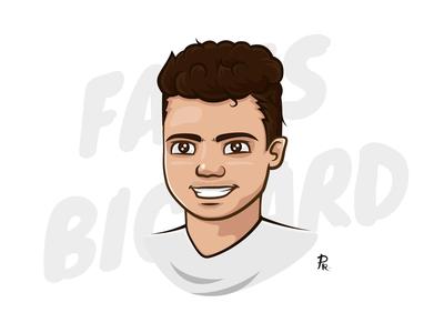 Fares illustrator illustration