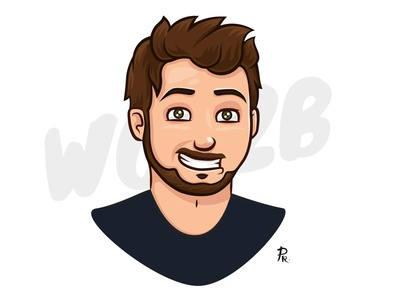 Wok illustrator illustration