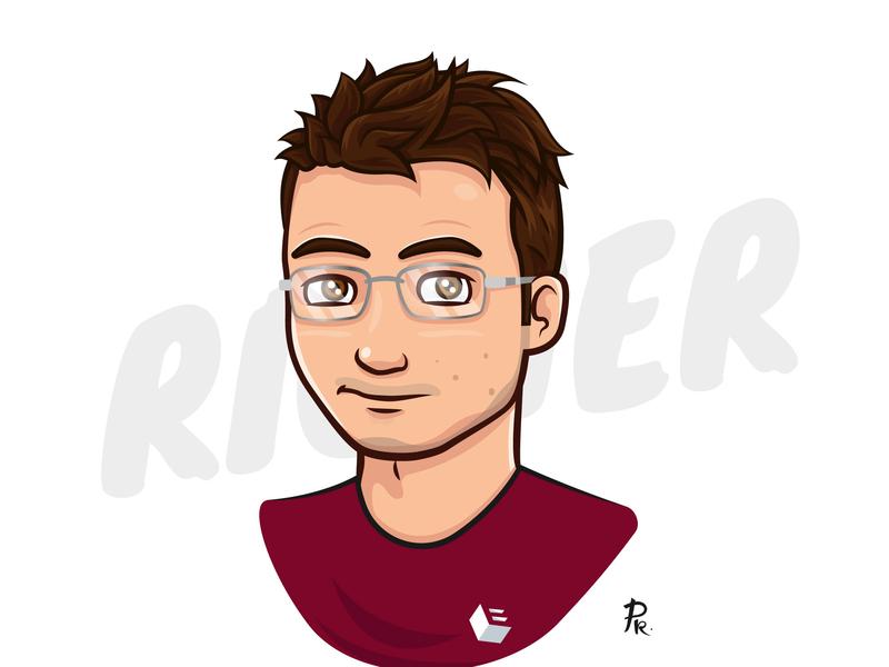 Rigner illustrator illustration