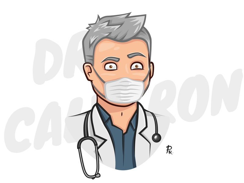 DrCalderon illustrator illustration