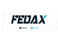 Logo Design-Fedax
