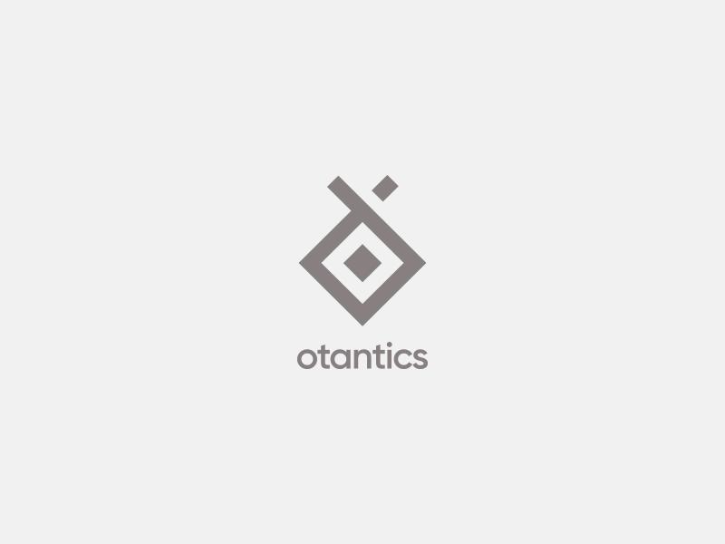 Otantics vector typography dribbble stationary design graphic desgin logo design graphic brandidentity brand identity design branding logo