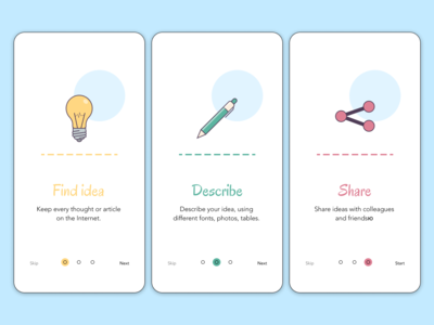 Onboarding  daily ui 023