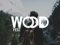 Wood Fest logo