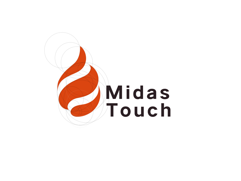 Midas Touch By Moyee On Dribbble
