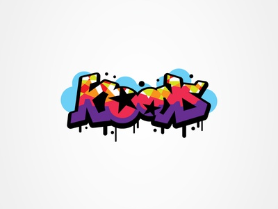 Kooks Graffiti