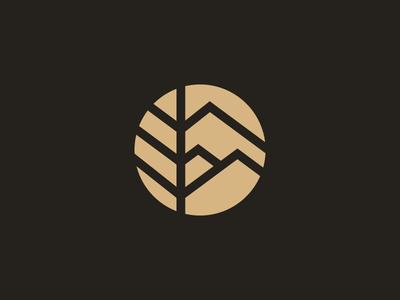 Mountain Leaf Badge
