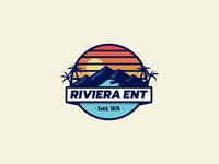 Californian Retro Badge