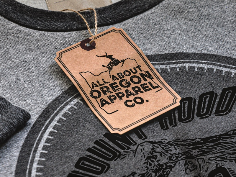 All About Oregon Apparel Co. Vol. 2