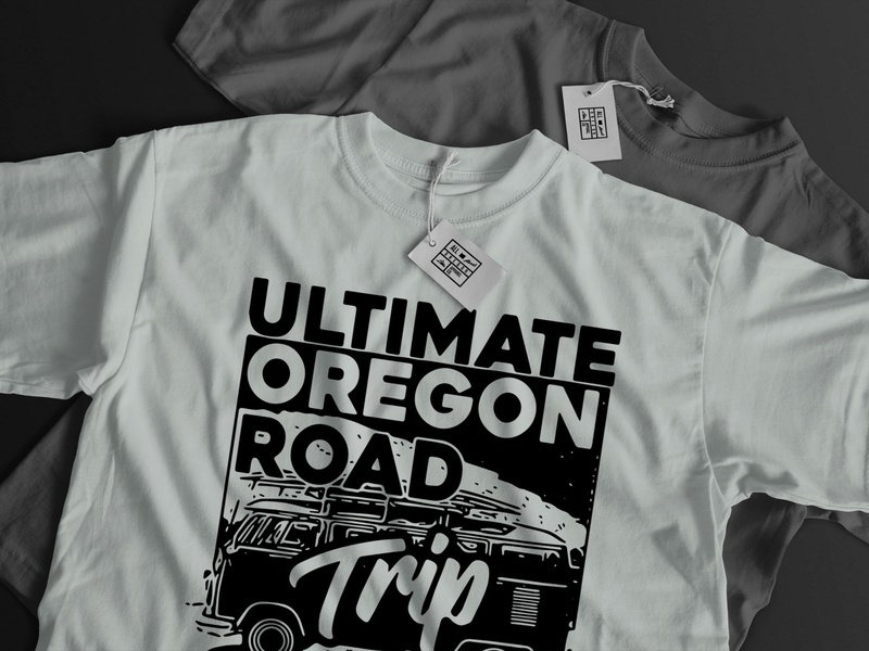 All About Oregon Apparel Co. Vol 4