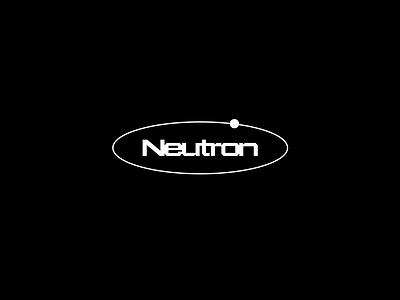 Neutron brand identity branding design logo design science logo atom logo neutron logo neutron mascot logo ux illustration mascotlogo branding vector design illustrator esports logo