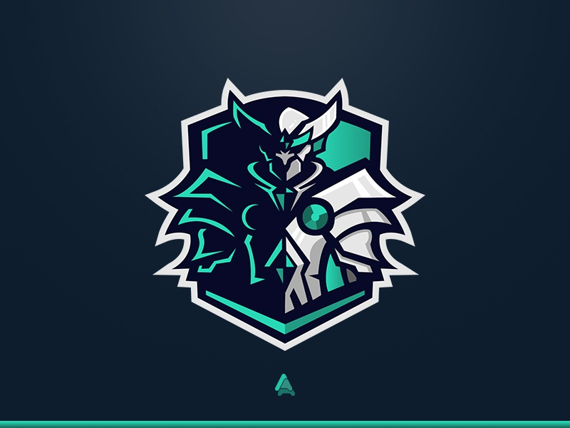 Knight Mascot Logo knightmascotlogo knightlogo knight esports logo esports