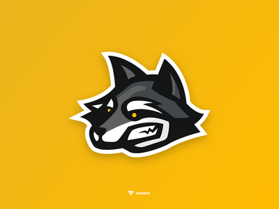 Raccoon Logo raccoon mascot logo raccoon logo raccoon vector esportslogo illustration mascot logos gamer esportsmascotlogo daily ui esports logo design mascot illustrator mascot logo mascotlogo logo esports