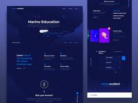 Marine Scotland Homepage