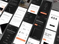 Koleda Mobile Website