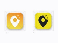 Street Food Mapper Icons