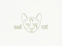 Sad cat - personal project
