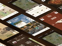The Field Kit (Concept) ar digital mobile ux ui lifestyle hunting outdoors design branding app