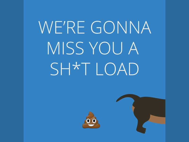 farewell card printable that are punchy  perkins website