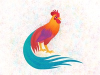 DAY 89: Year of the Rooster