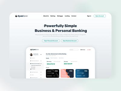 Online Banking - Cards - Payment - Dashboard illustration typography mobile agency product design design app website concept banking webdesign landing website