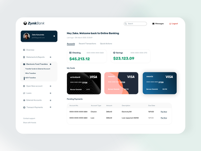 Banking - Cards - Payments - Dashboard online banking bankingapp bank app logo dashboard typography ecommerce product design ui design banking app checkout payment cards banking bank