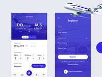 Jet Search App