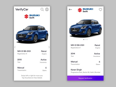 Pre-owned Cars Catalog ui  ux cars