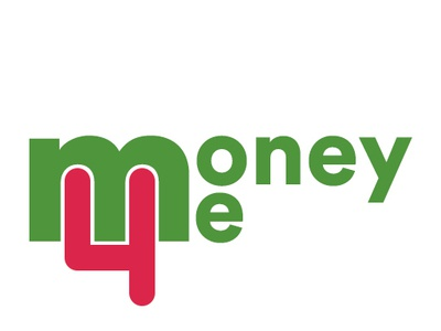 money4me Logo adobe photoshop brand identity logo