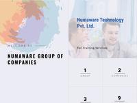 Group Of Company Web Design