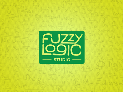 Fuzzy Logic Studio Naming and Identity