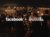 Facebook + Dribbble Seattle