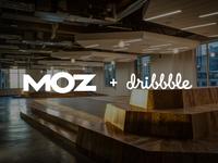 Moz + Dribbble