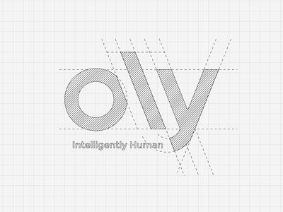 Oly logo wires schematic intelligent wires blueprint logo