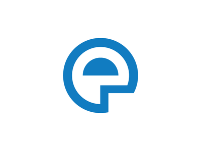 efolio Icon cryptocurrency crypto folio portfolio financial logo icon brandmark