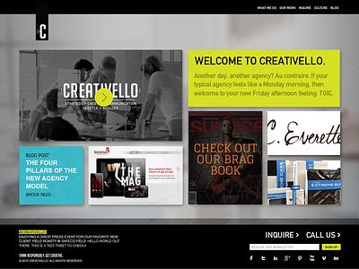 Agency Website agency website design web design website design