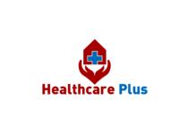 Healthcrae Plus logo concept