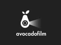 Avocado  + Film logo