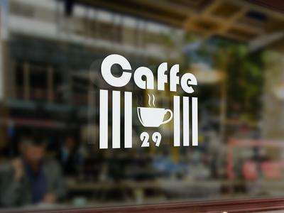 Caffe 29 logo concep2