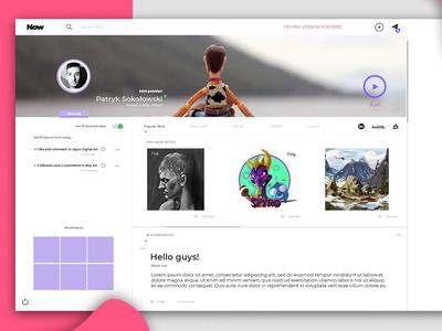 Web App Design Personal Project