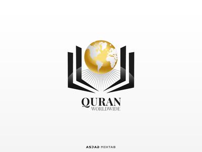 Quran Worlwide Logo Design