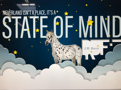 A state of mind... photoshop indesign lay-out magazine