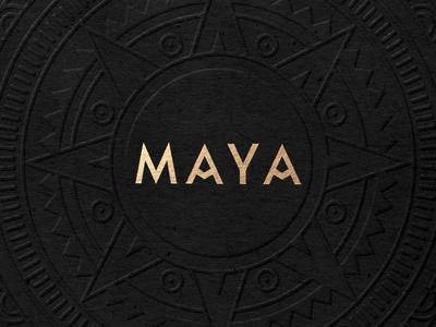 Maya Brand Identity Design