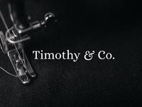 Timothy & Co. Branding