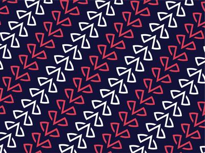 Vision Driven Logo Pattern